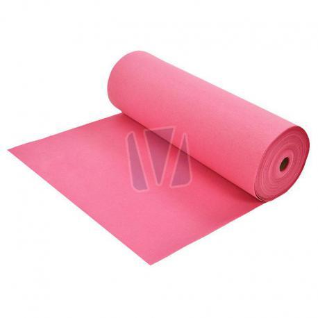Roze loper vanaf 1 meter
